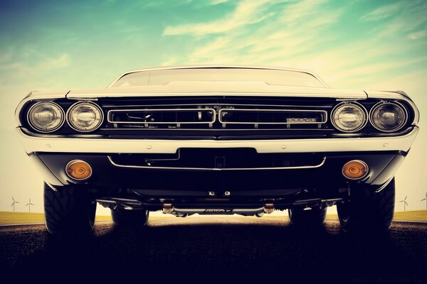 Dodge Challenger 1971 RT Wallpaper by Rick Souza