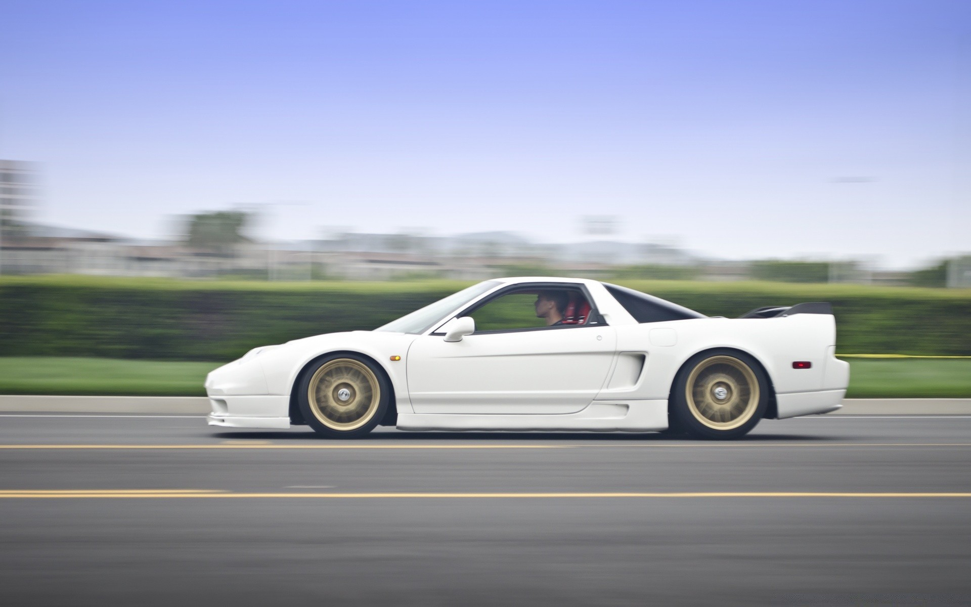 Acura NSX - Android wallpapers