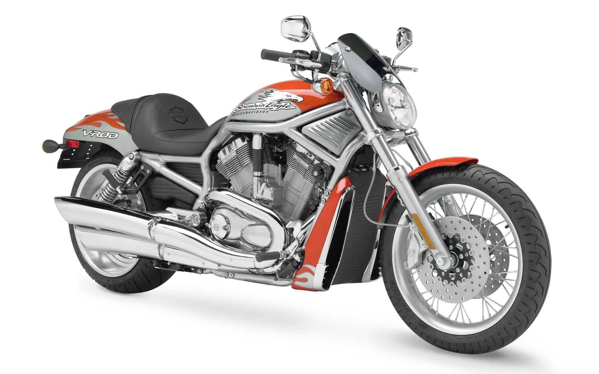 Harley Davidson Vrscaw V Rod Motorcycle 2 Phone Wallpapers