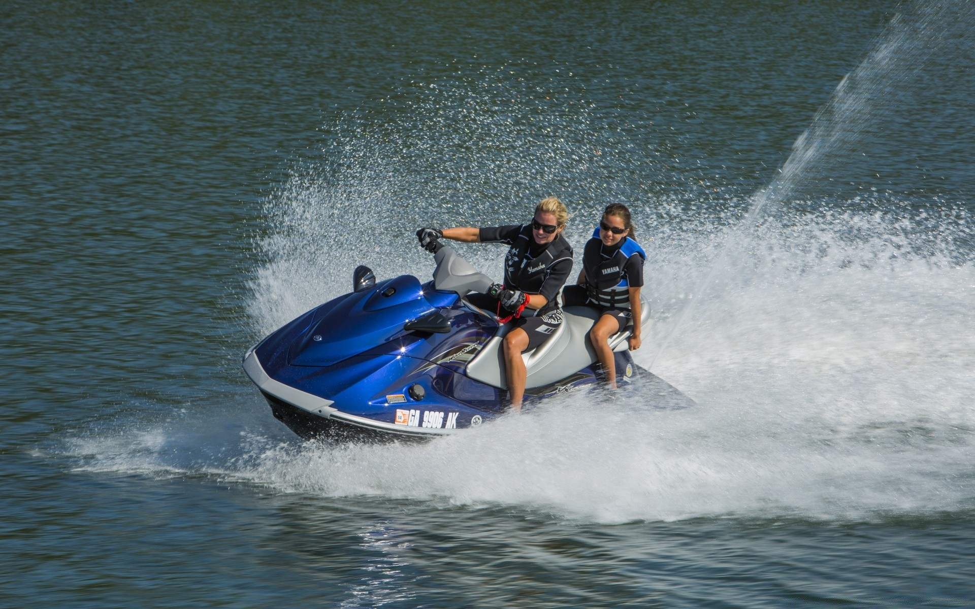 Yamaha Waverunners Fx Cruiser Android Wallpapers