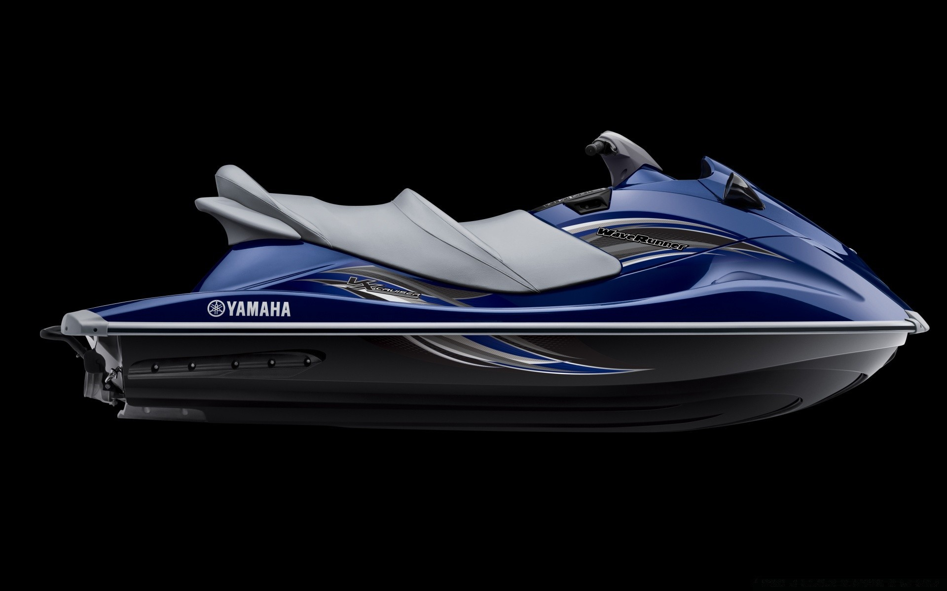 Yamaha Waverunners Vx Cruiser Blue Android Wallpapers