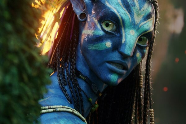 Neytiri Avatar Movie 1