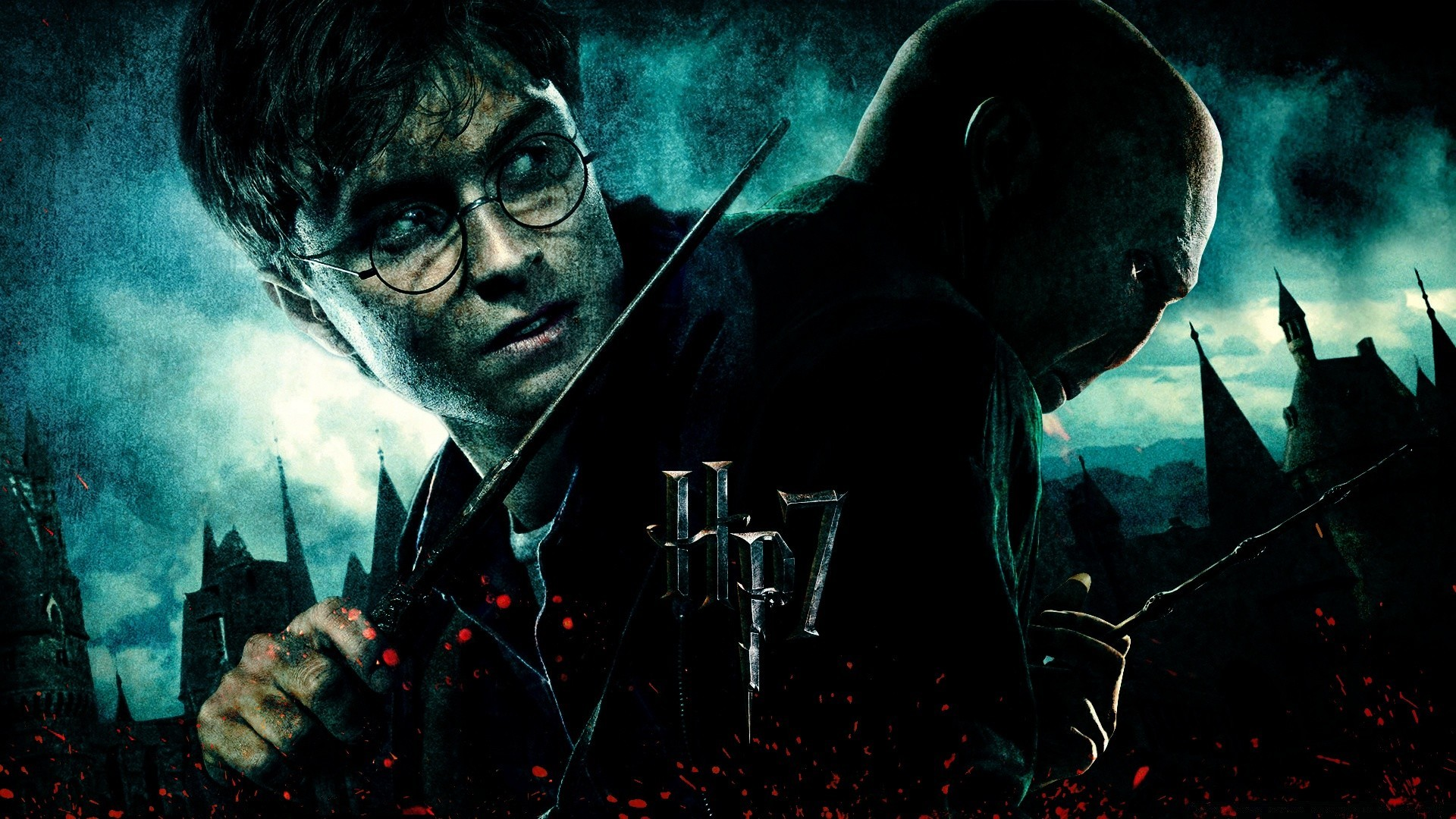 Harry Potter 7 Desktop Wallpapers For Free