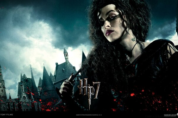 Harry Potter And The Deathly Hallows - Bellatrix