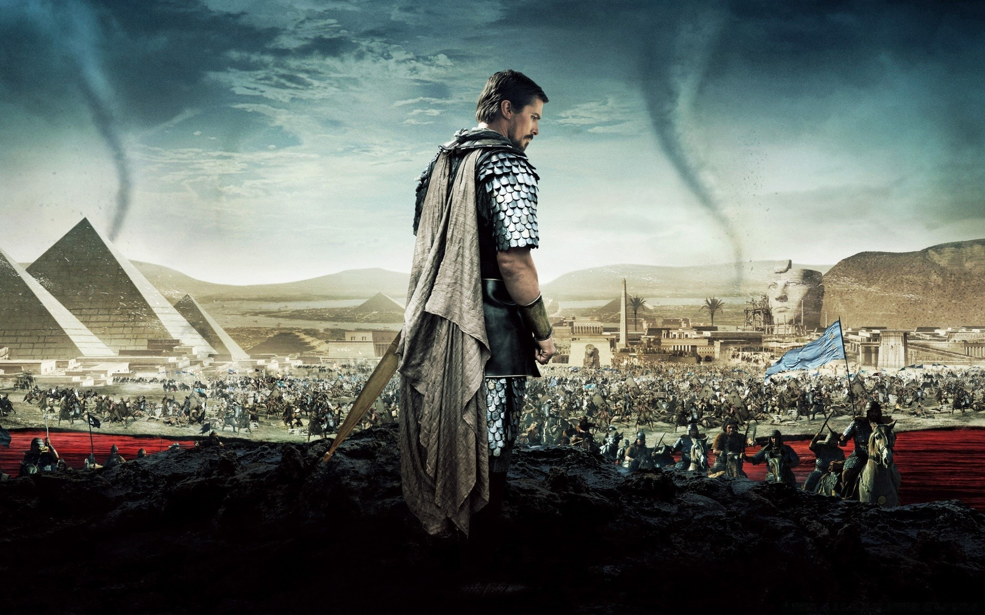 Exodus Gods And Kings Christian Bale Iphone Wallpapers For Free