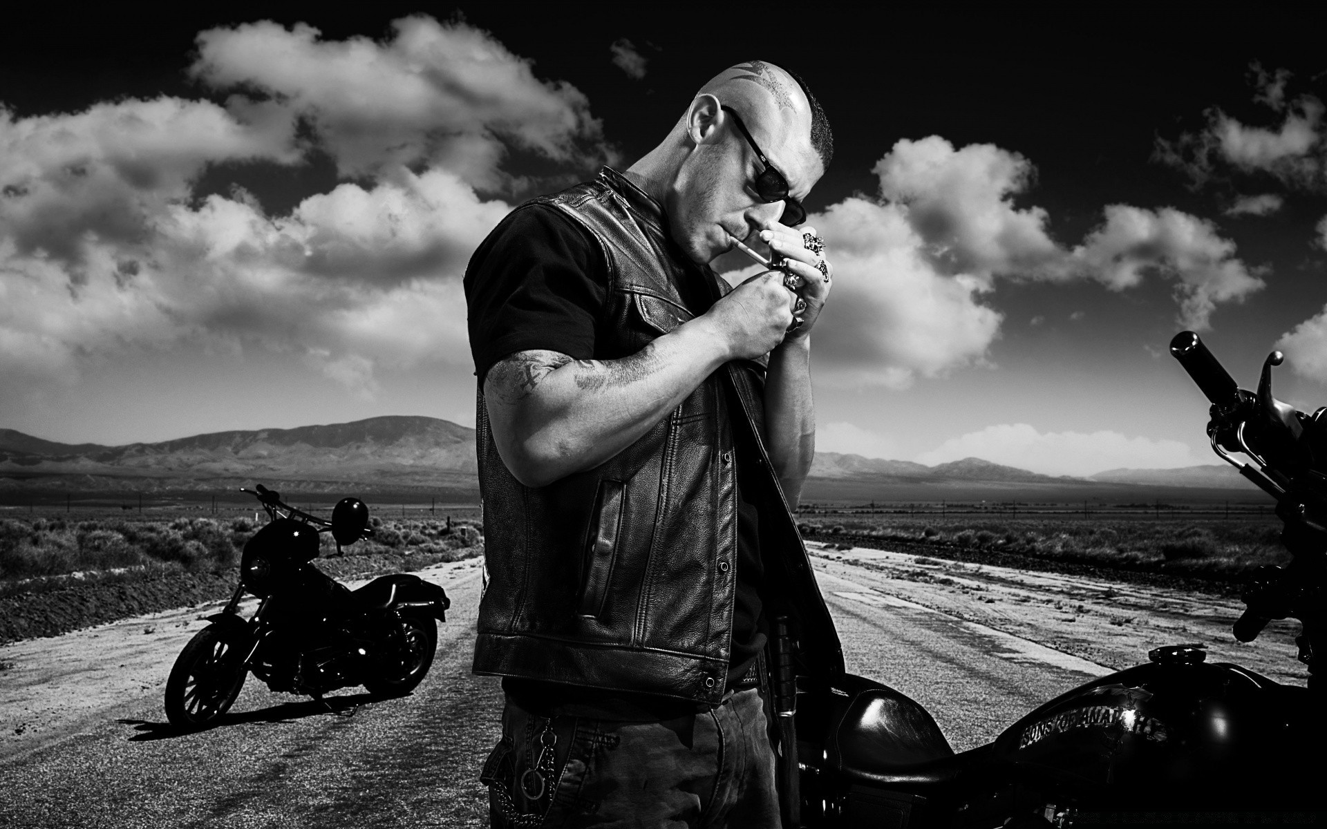 Sons Of Anarchy Biker Phone Wallpapers