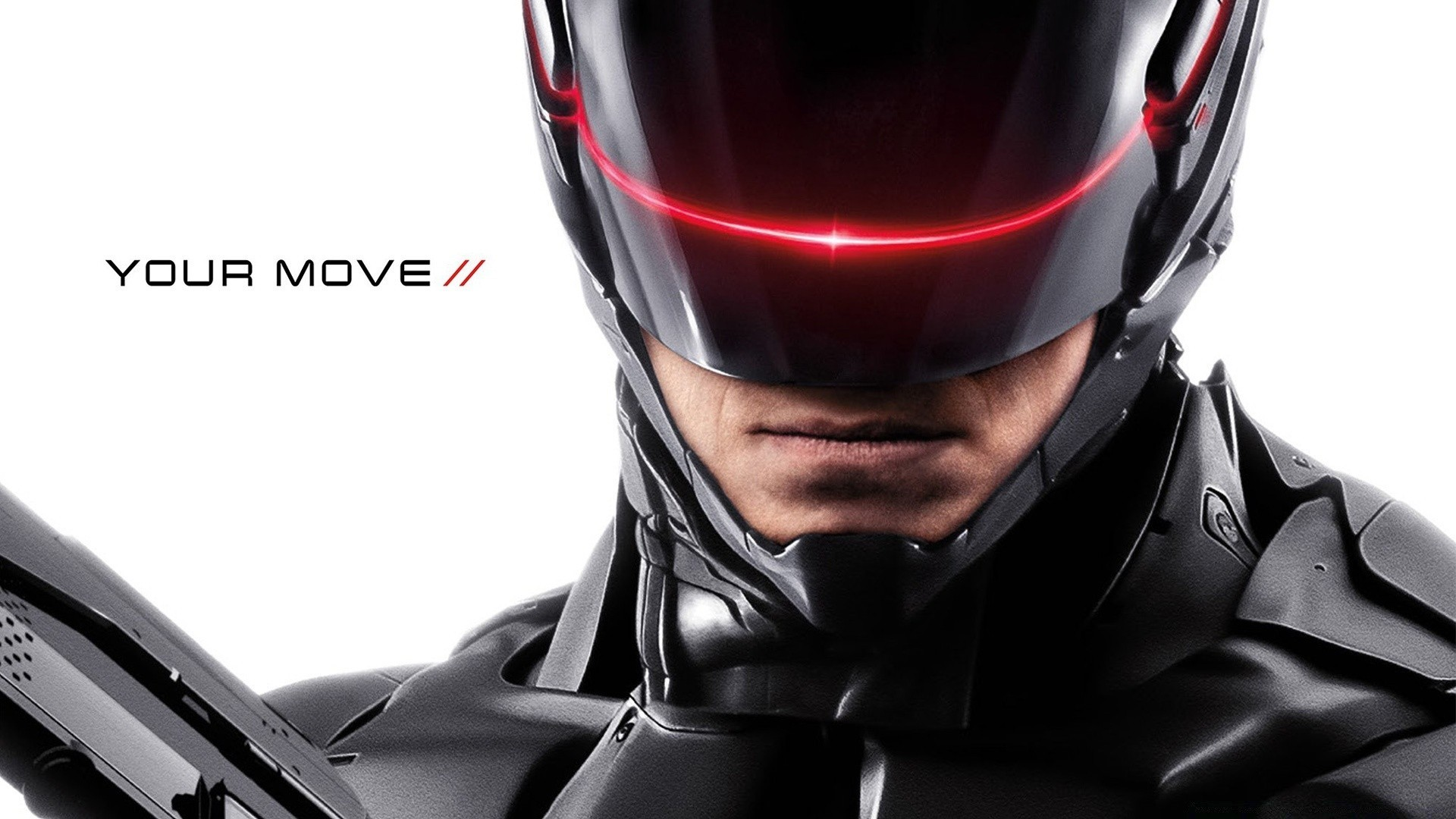 Robocop 2014 Movie Phone Wallpapers
