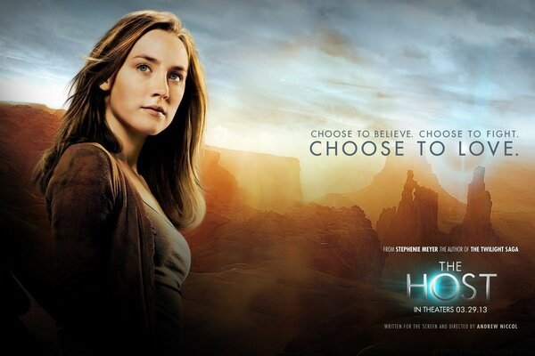 The Host 2013 Movie