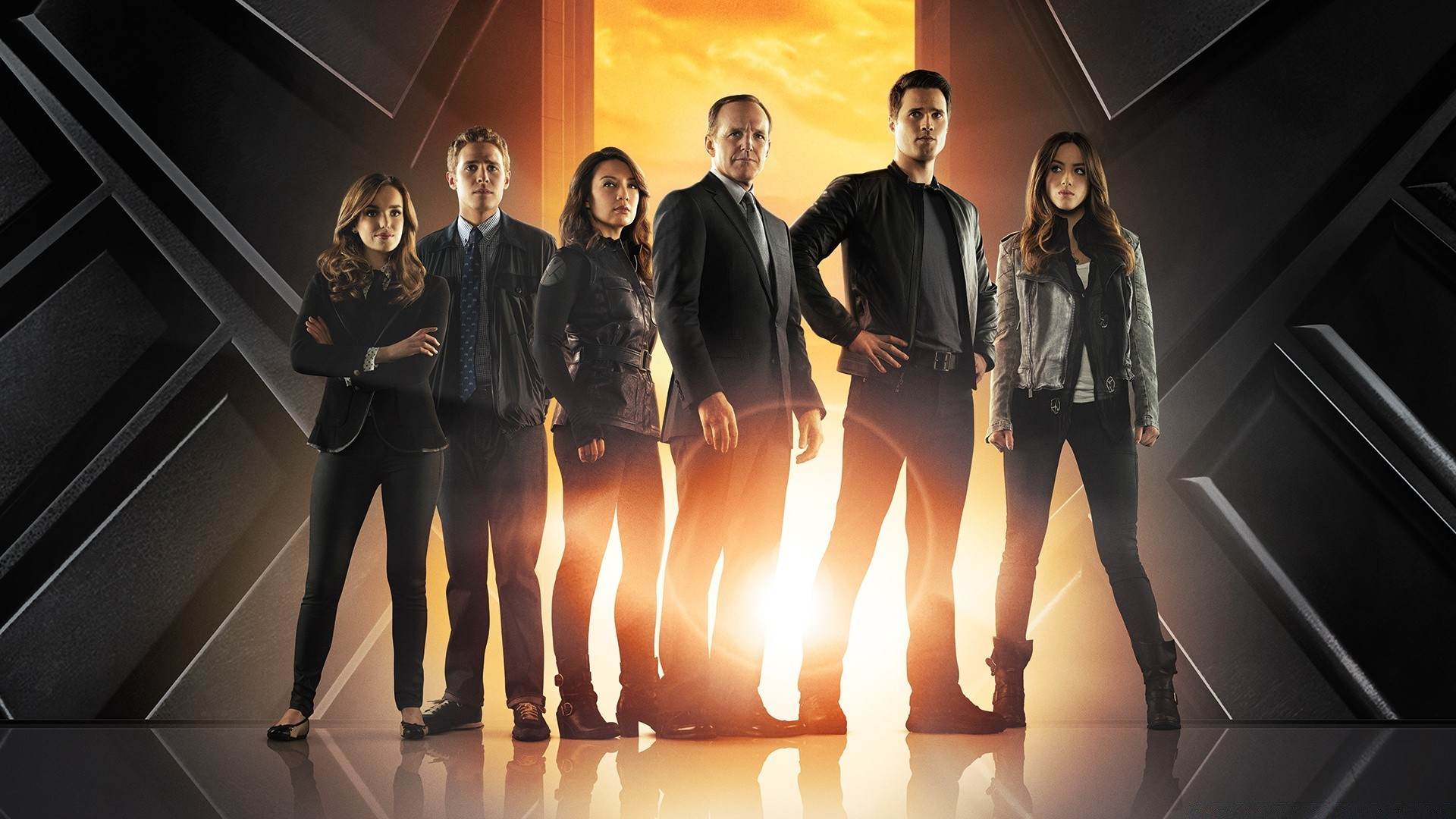 Marvel S Agents Of Shield Cast Android Wallpapers