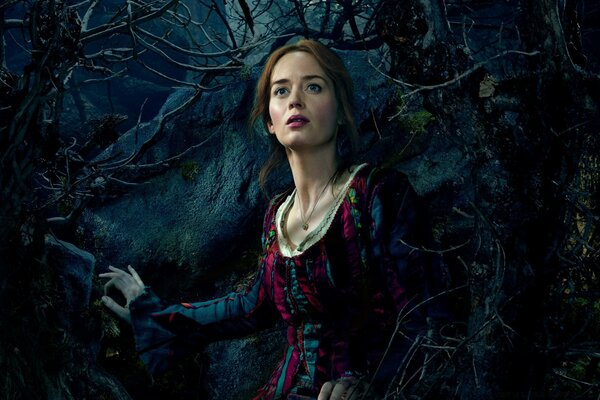 Into the Woods Emily Blunt as The Baker s Wife