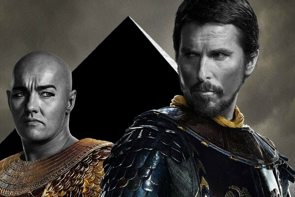 Exodus Gods and Kings Egyptian Princes Moses and Ramses