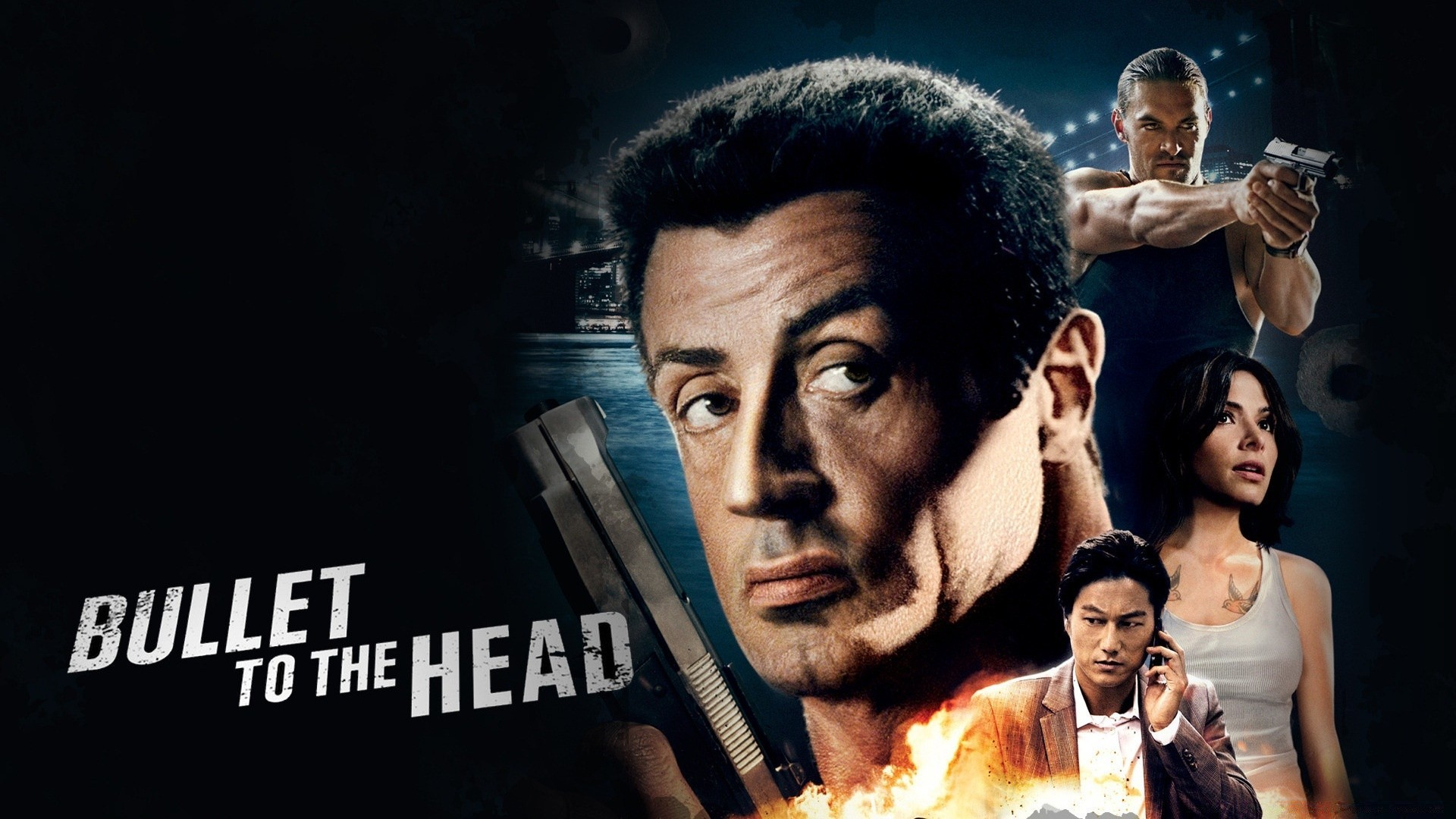 Bullet to the Head Movie - Phone wallpapers