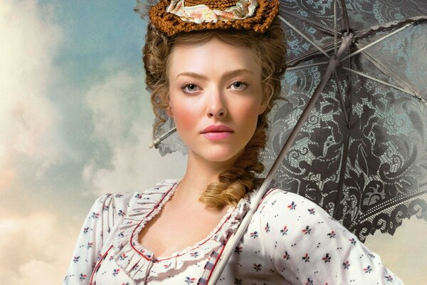 A Million Ways to Die in the West Amanda Seyfried
