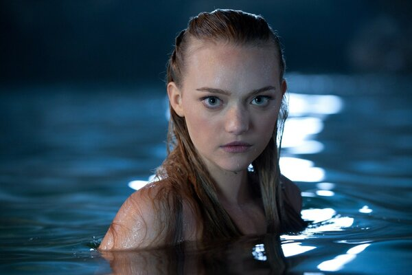 Gemma Ward As Mermaid Tamara, Pirates Of The Caribbean On Stranger Tides