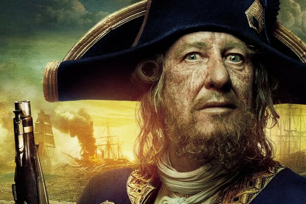 Pirates Of The Caribbean On Stranger Tides - Barbossa