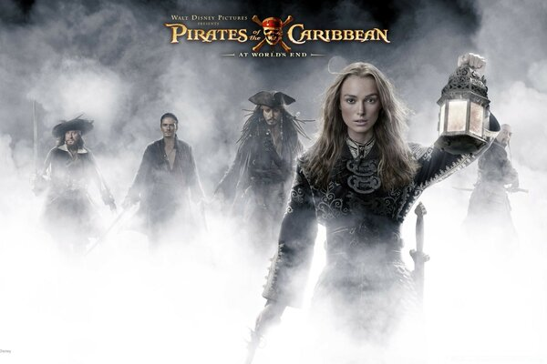 Keira Knightley Pirates Of The Caribbean At World s End