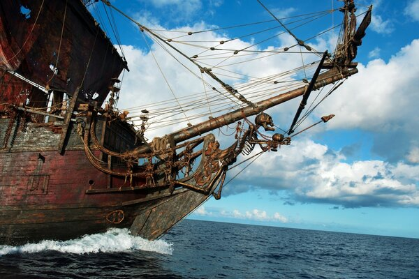 Blackbeard s Ship, The Queen Anne s Revenge