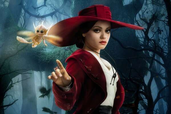 Theodora - Oz the Great and Powerful 2013 Movie