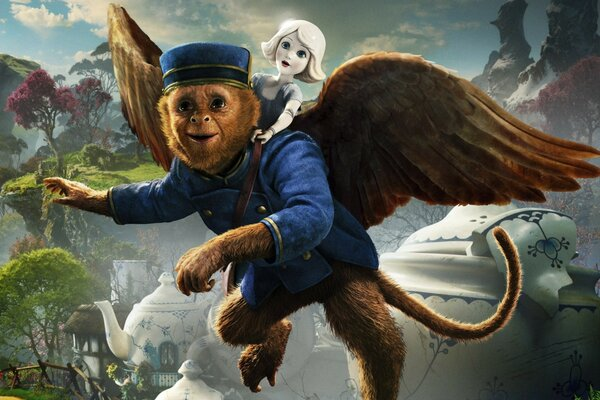 Finley - Oz the Great and Powerful 2013 Movie