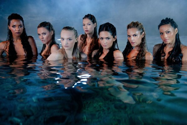 Mermaids Pirates Of The Caribbean On Stranger Tides