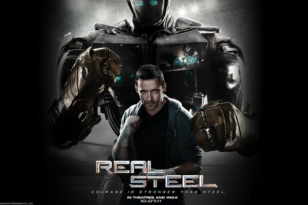 Real Steel Movie 2011