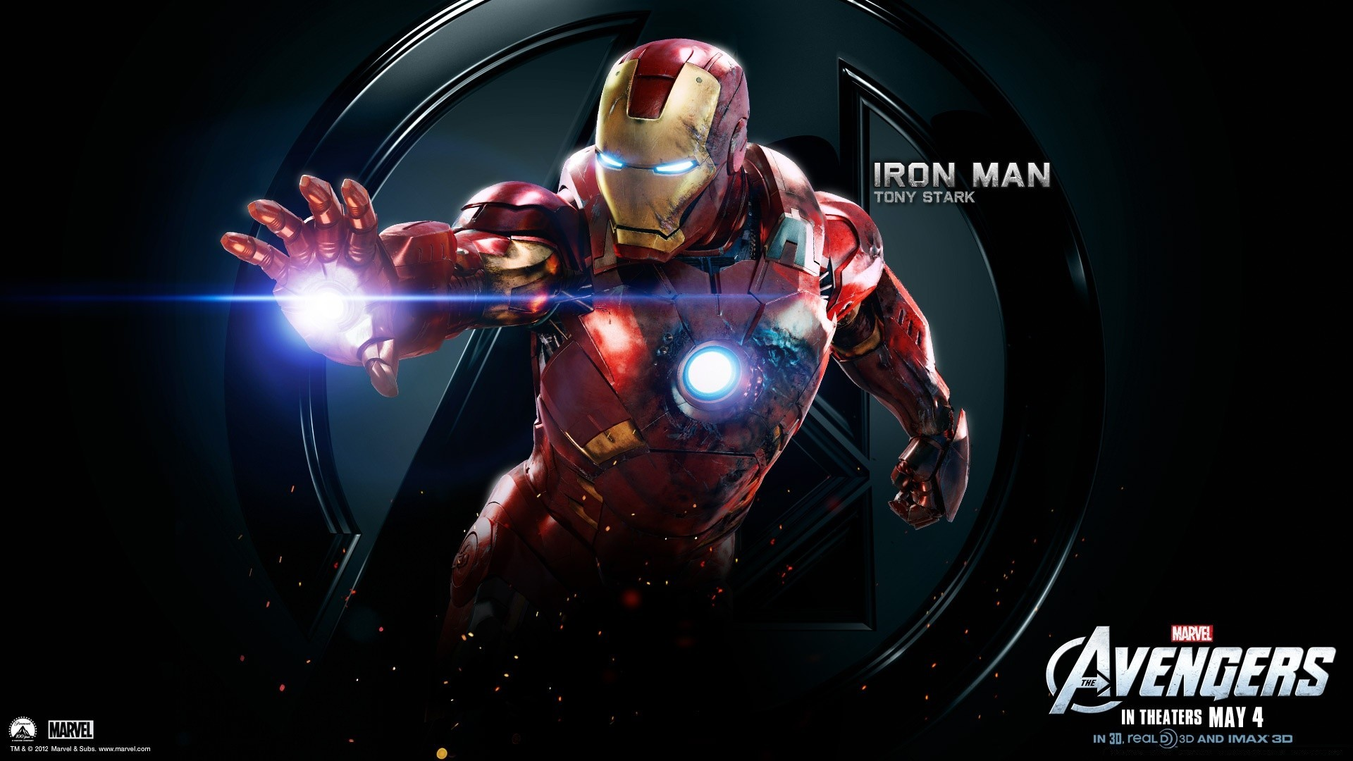 The Avengers Iron Man Android Wallpapers