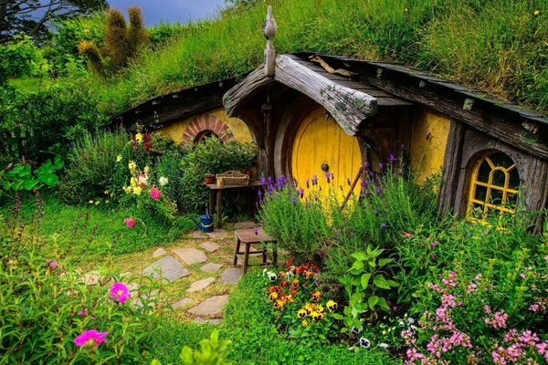 The Hobbit Village