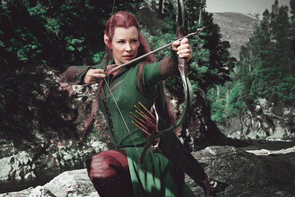 The Hobbit The Battle Of The Five Armies Tauriel