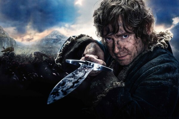 The Hobbit The Battle of the Five Armies Bilbo
