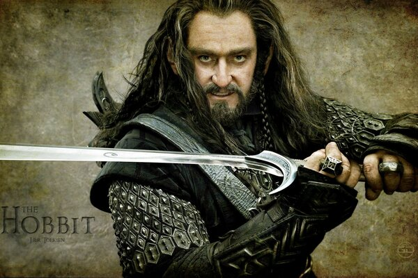 Thorin Oakenshield, The Hobbit An Unexpected Journey