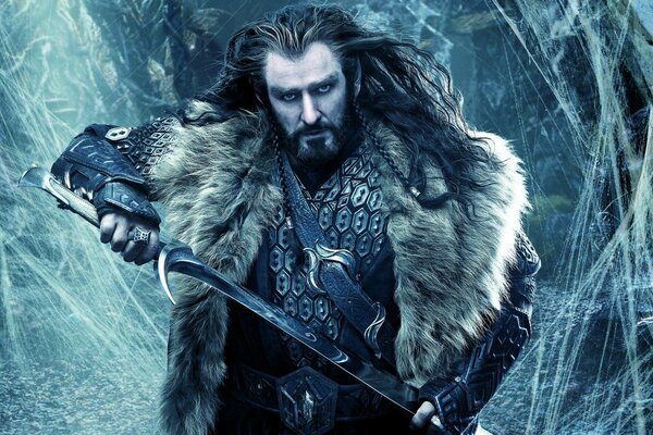 THE HOBBIT THE DESOLATION OF SMAUG Thorin Oakenshield