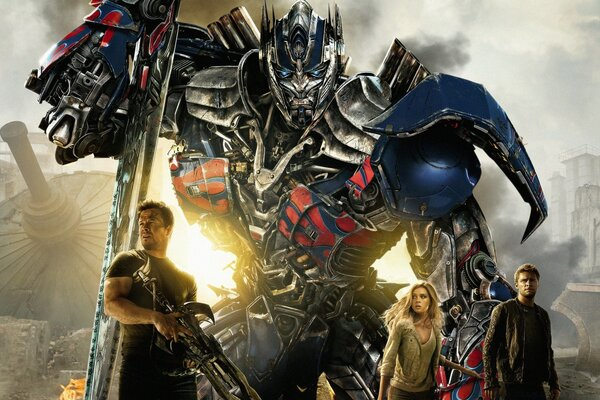 Transformers 4 Age of Extinction 2014 Movie