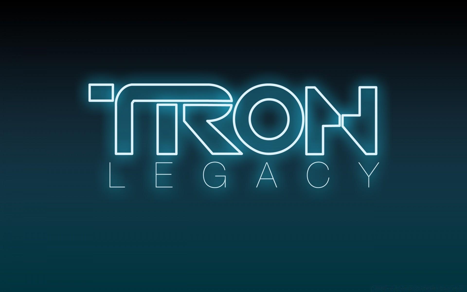 Tron Legacy Logo Free Wallpapers