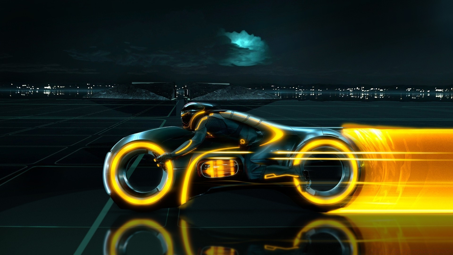 Tron Legacy Android Wallpapers For Free
