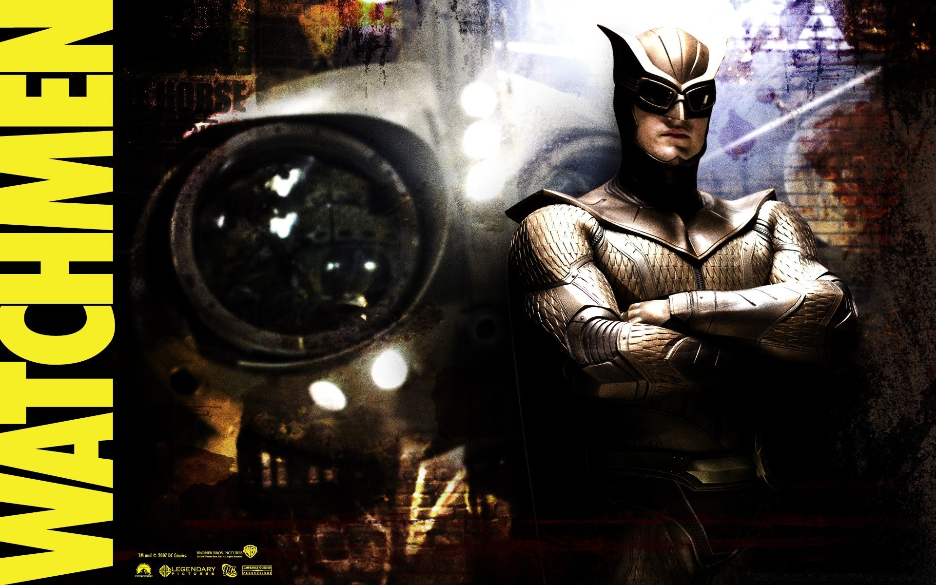 dan dreiberg as nite owl ii watchmen. iphone wallpapers for free.