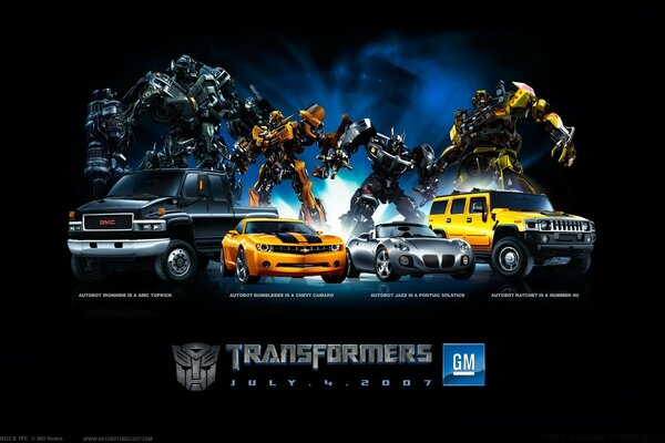 Transformers 10