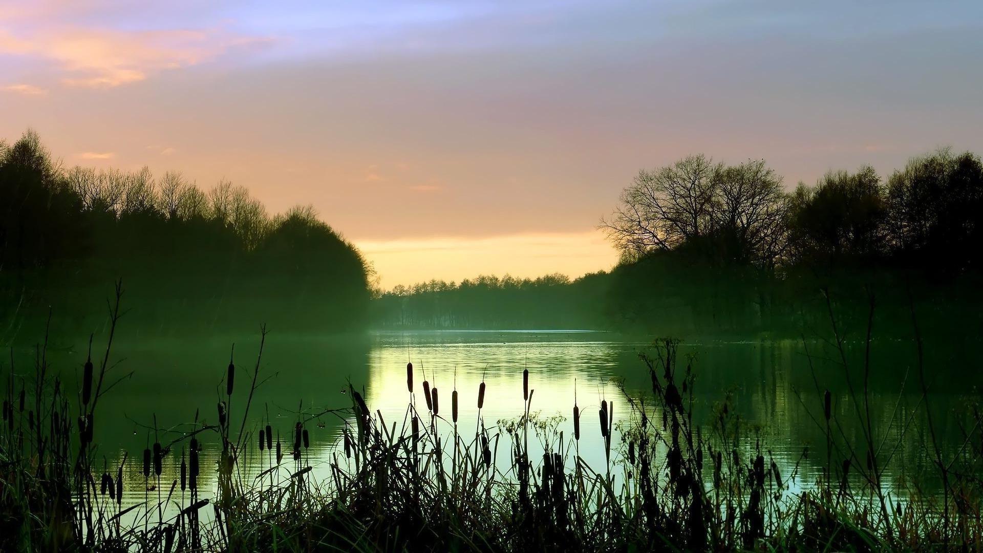 Christian Zennaro Sunrise On The Lake Sunrise over lake