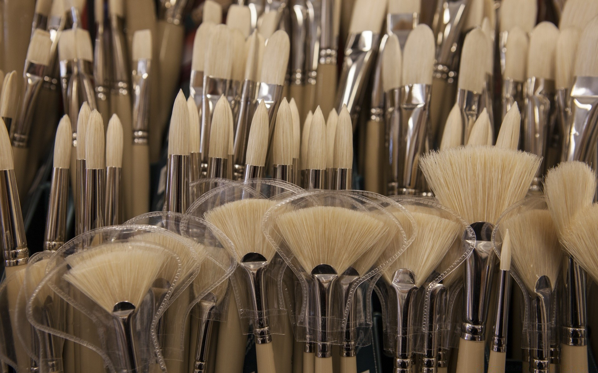 Paint Brushes Android Wallpapers For Free