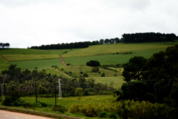 Beautiful South African Countryside