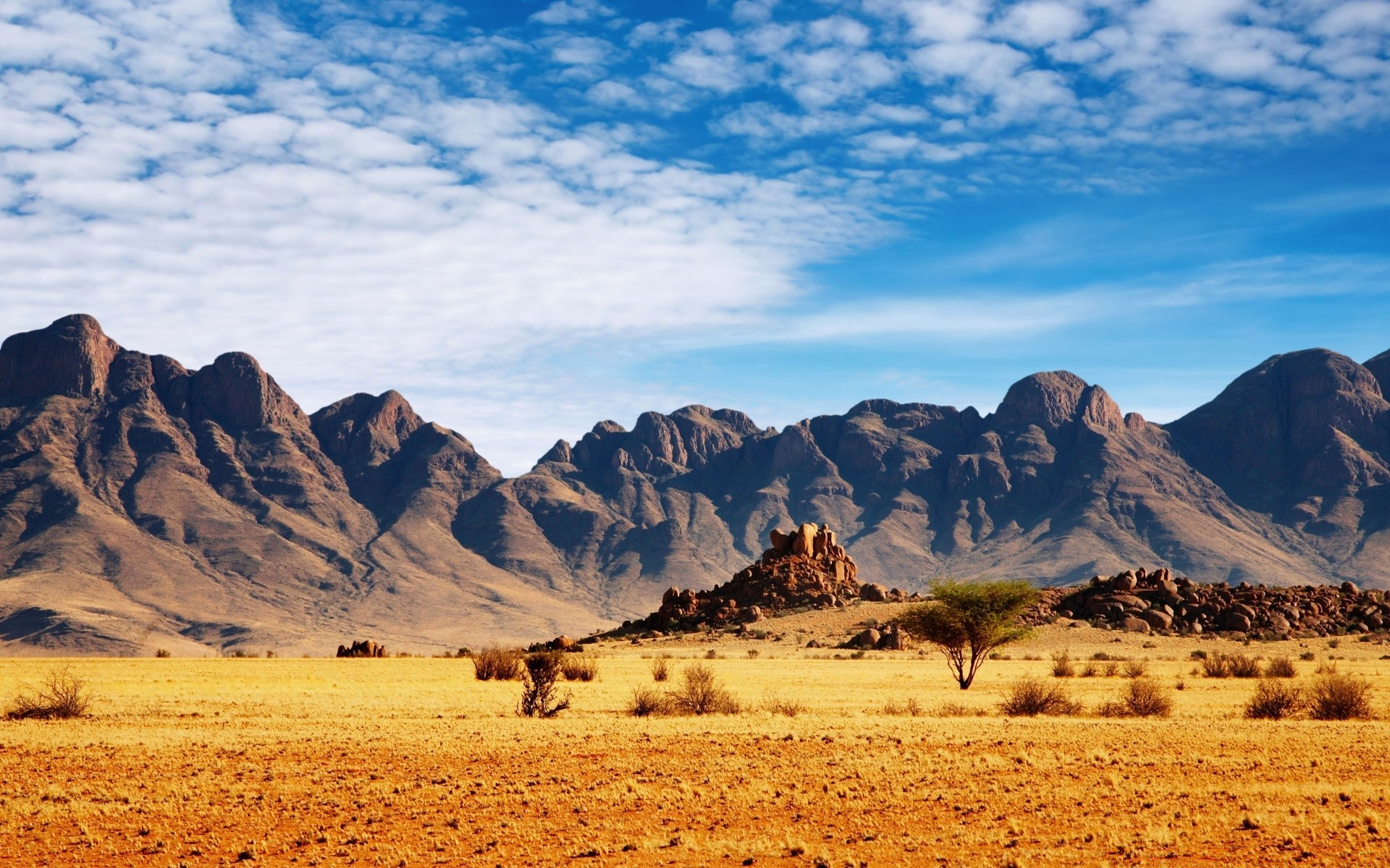 Desert Mountains Android Wallpapers For Free
