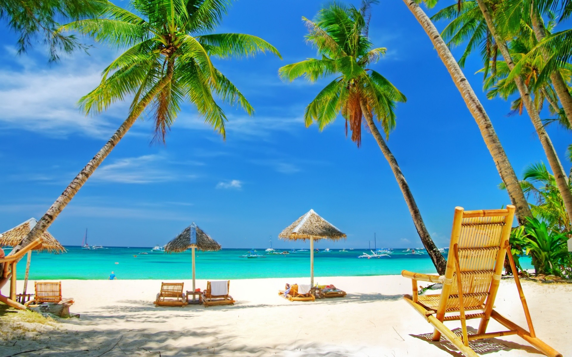 Rather valuable tropical beach desktop think, that