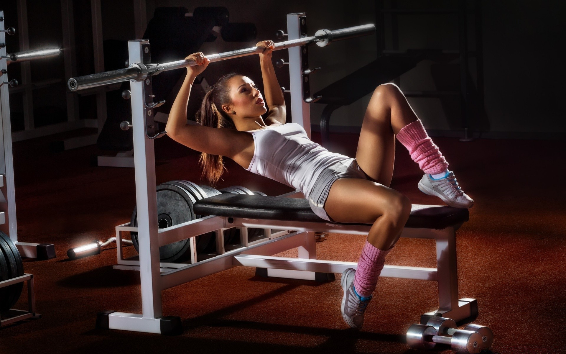 Motivational Fitness Women Android Wallpapers