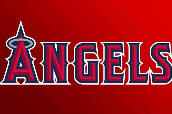 Los Angeles Angels Of Anaheim Logo Baseball