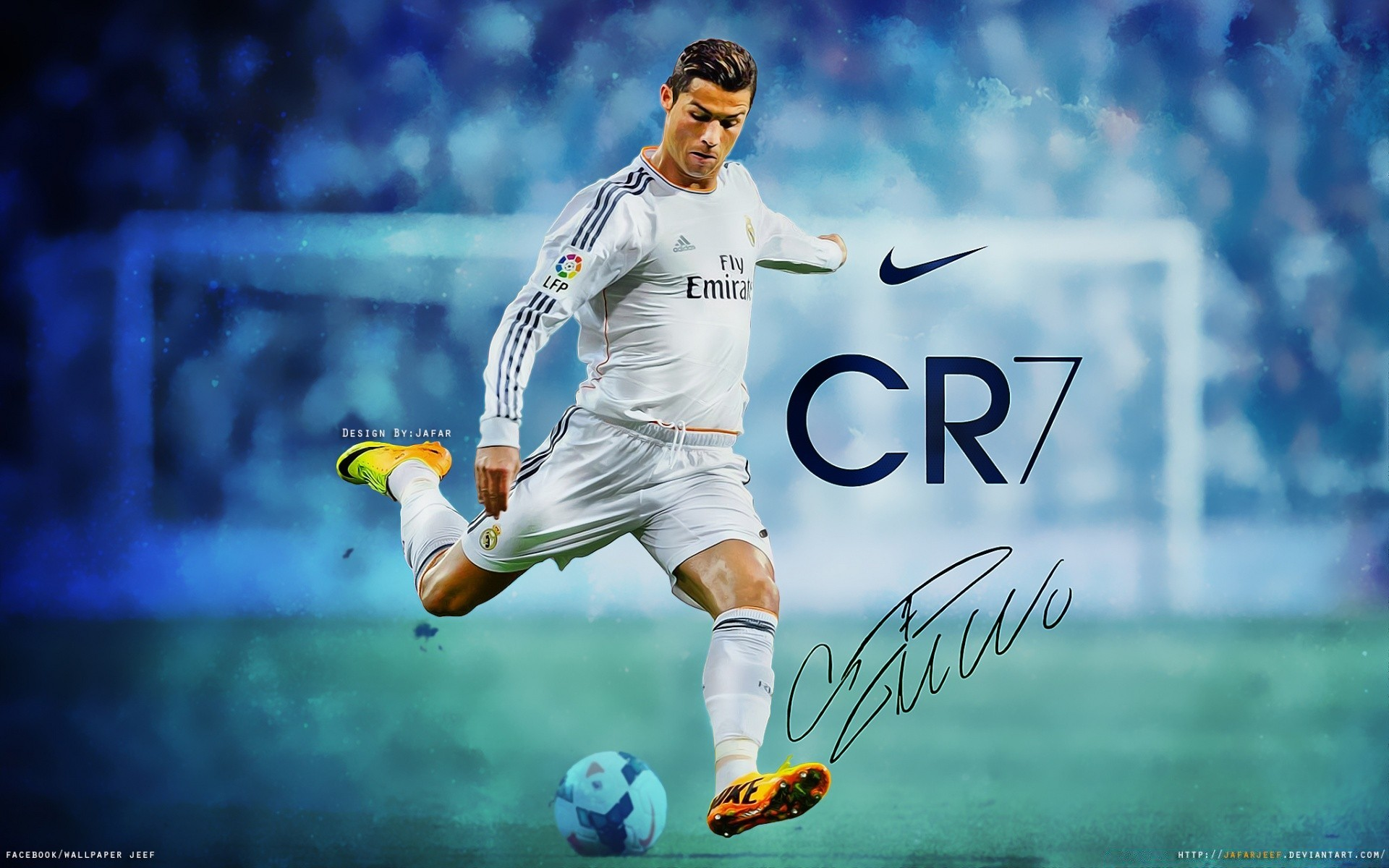 Cristiano Ronaldo Real Madrid Wallpapers Android Wallpapers