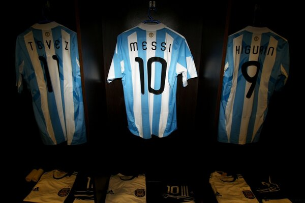 Argentina National Team Shirts
