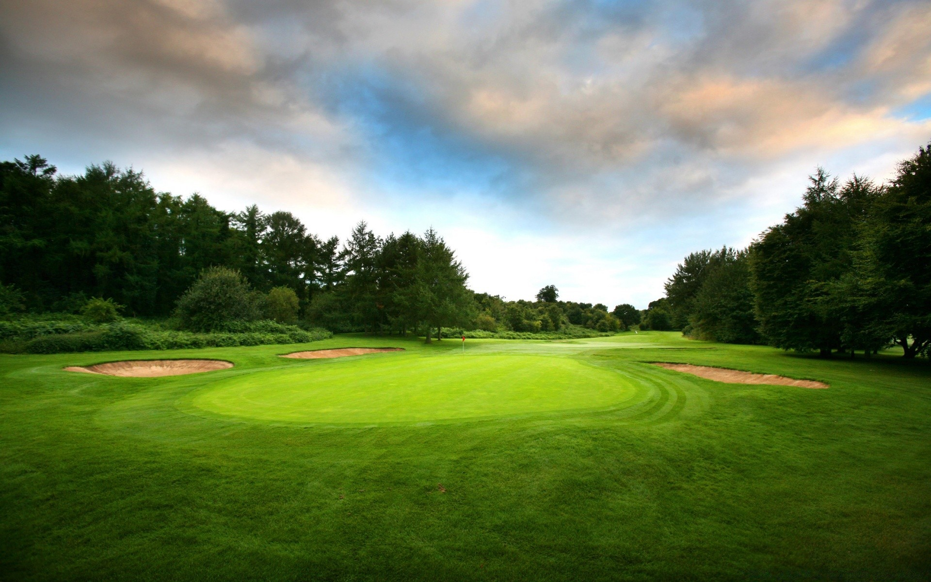 Golf Course Android Wallpapers