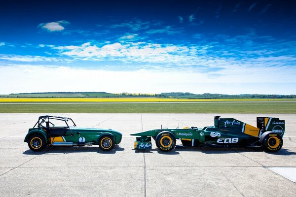 Caterham Team Lotus