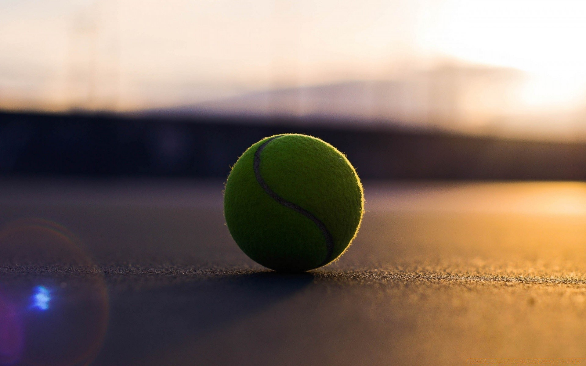 Tennis Ball Android Wallpapers
