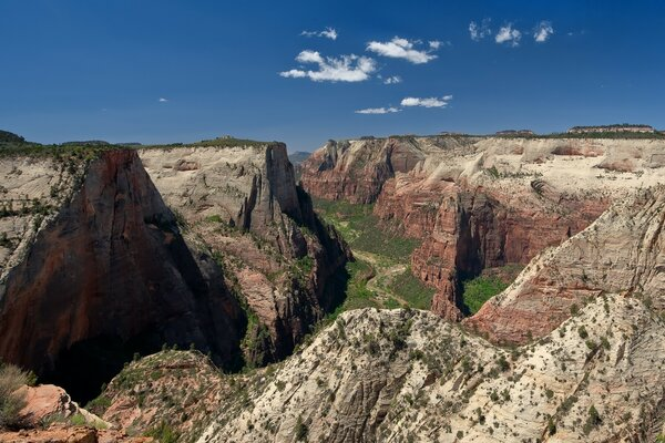 Zion National Park Observation Point