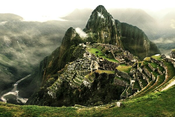 Machu Picchu Lost City Of The Incas